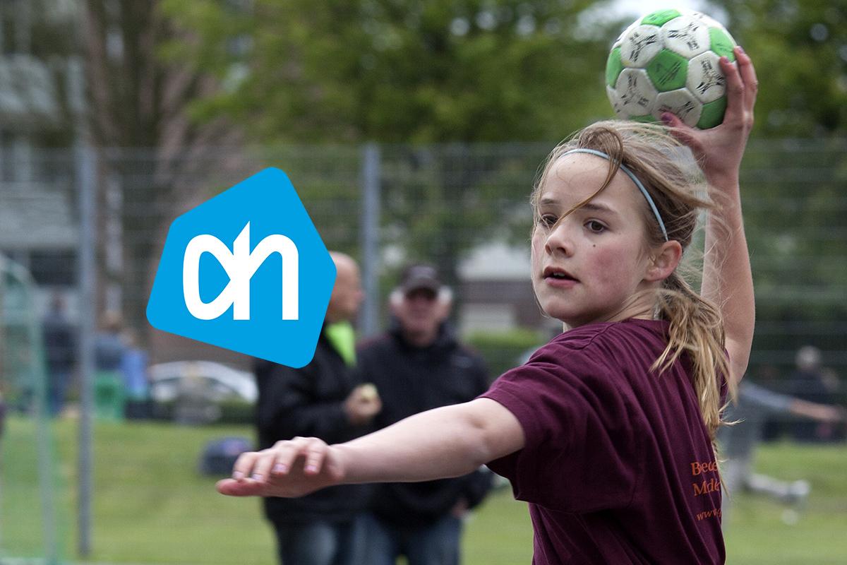 Schoolhandbal 2013