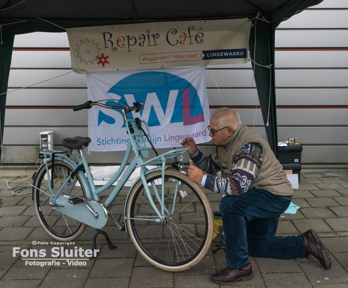 Gratis reparatie fietsverlichting scholieren OBC! - Omroep Lingewaard