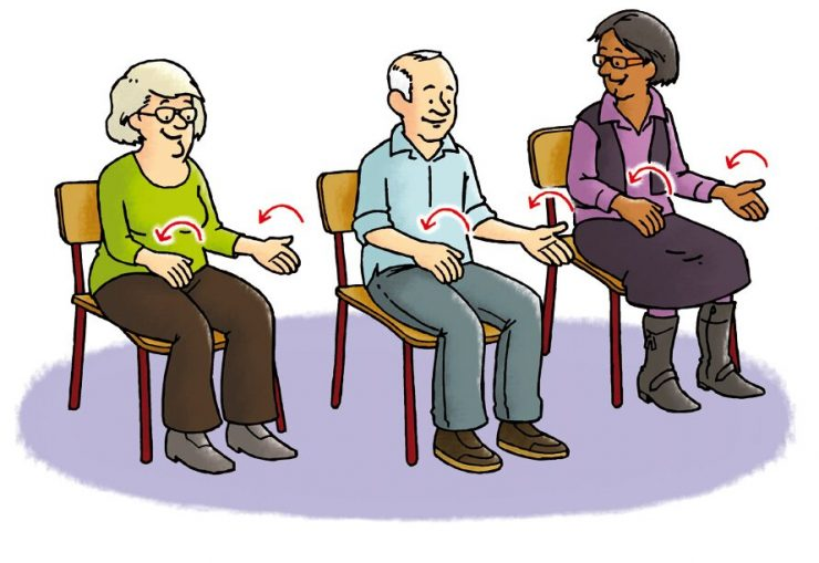Stoel Voor Ouderen : Elke maandag: u201cmeer bewegen voor ouderenu201d in huissen omroep lingewaard